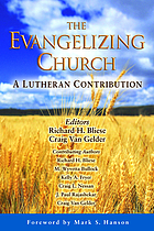 The evangelizing church : a Lutheran contribution