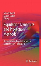 Population Dynamics and Projection Methods