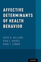 Affective determinants of health behavior
