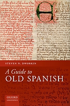 A guide to old Spanish