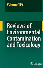 Reviews of environmental contamination and toxicology. / Vol. 199