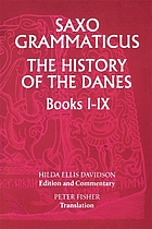 The history of the Danes Books I-IX