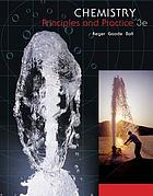 Chemistry : principles and practice.