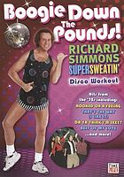 Richard Simmons Supersweatin'. Boogie down the pounds!.