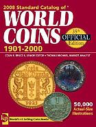 2008 standard catalog of world coins, 1901-2000