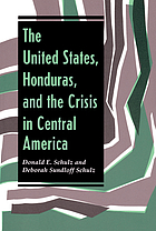 The United States, Honduras, And The Crisis In Central America.