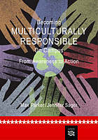 book cover of Becoming multicultural