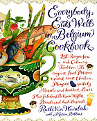 Everybody eats well in Belgium : cookbook