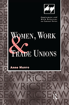 Women, work, and trade unions