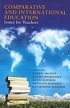 Comparative and international education : issues for teachers