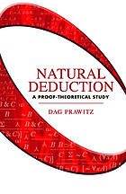Natural deduction : a proof-theoretical study
