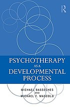 Psychotherapy as a developmental process