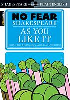 As you like it (no fear shakespeare).