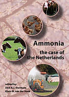 Ammonia, the case of the Netherlands