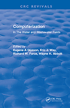 Computerization in the water and wastewater fields