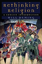 Rethinking religion : a concise introduction