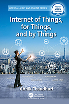 Internet of Things, for Things, and by Things.