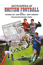 Encyclopedia of British football