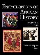 Encylopedia of African history