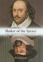 Shaker of the speare : the Francis Bacon story