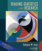 Reading statistics and research.