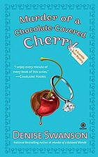 Murder of a chocolate-covered cherry : a Scumble River mystery