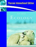 Ecology : the experimental analysis of distribution and abundance