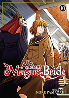 The ancient magus' bride. Volume 10
