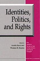 Identities, politics, and rights