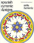 Spanish ceramic designs
