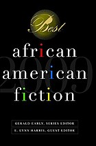 Best African American fiction : 2009