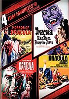 4 film favorites. Draculas.