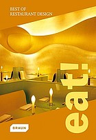 Eat! : best of restaurant design