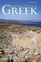 Greek : a history of the language and its speakers