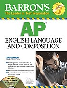 Barron's AP English language and composition 2008