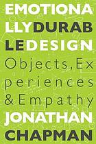 Design for empathy : emotionally durable objects and experiences