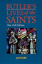 Butler's lives of the saints. Vol. 1, January