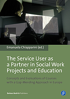 The Service User as a Partner in Social Work Projects and Education.