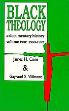 Black theology : a documentary history