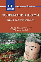 Tourism and religion : issues and implications