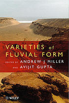 Varieties of fluvial form