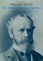 The works of William James