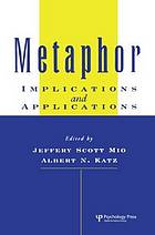 Metaphor : implications and applications