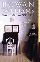 The edge of words : God and the habits of language