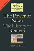 The power of news : the history of Reuters 1849-1989