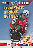 Paralympic sports events