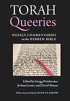 Torah queeries : weekly commentaries on the Hebrew Bible