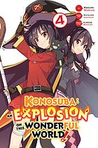 An explosion on this wonderful world!. Volume 4
