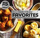 Taste of Home favorites : delicious recipes shared across generations.