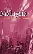 Malaysia: Recent Trends and Challenges